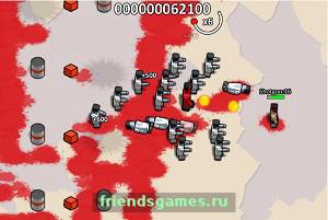 Игры на троих стрелялки